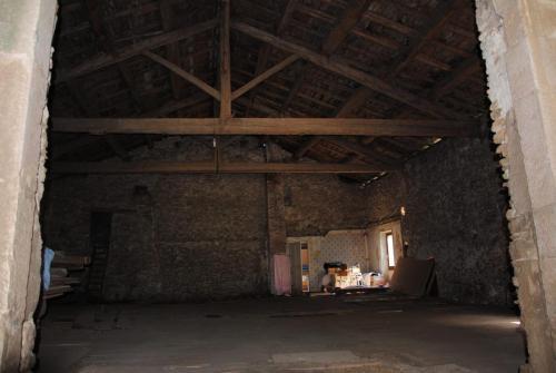 Grange avec vue chambre 4