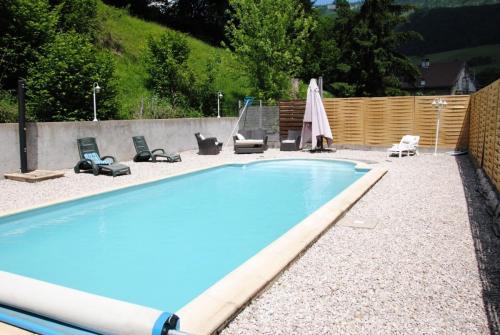 piscine 9,6m x 4m